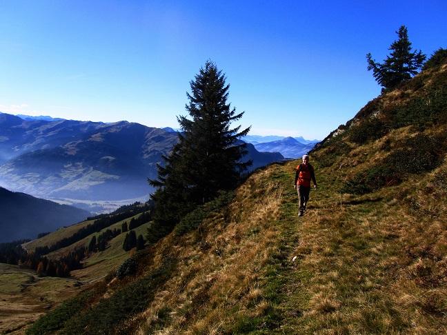 Foto: Andreas Koller / Wandertour / Großer Gebra - eine stille Tour in den Kitzbüheler Alpen (2057m) / 08.12.2017 17:26:07