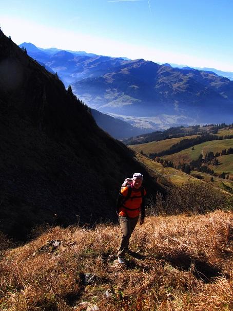 Foto: Andreas Koller / Wandertour / Großer Gebra - eine stille Tour in den Kitzbüheler Alpen (2057m) / 08.12.2017 17:25:45