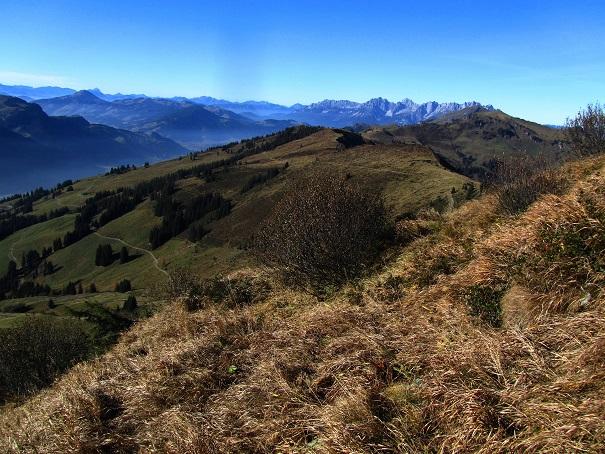 Foto: Andreas Koller / Wandertour / Großer Gebra - eine stille Tour in den Kitzbüheler Alpen (2057m) / 08.12.2017 17:25:34