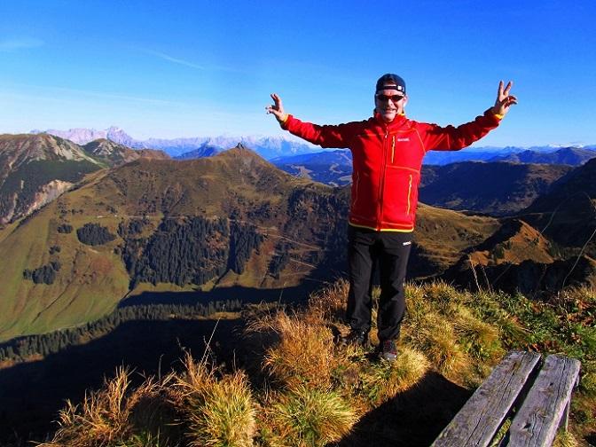 Foto: Andreas Koller / Wandertour / Großer Gebra - eine stille Tour in den Kitzbüheler Alpen (2057m) / 08.12.2017 17:24:31