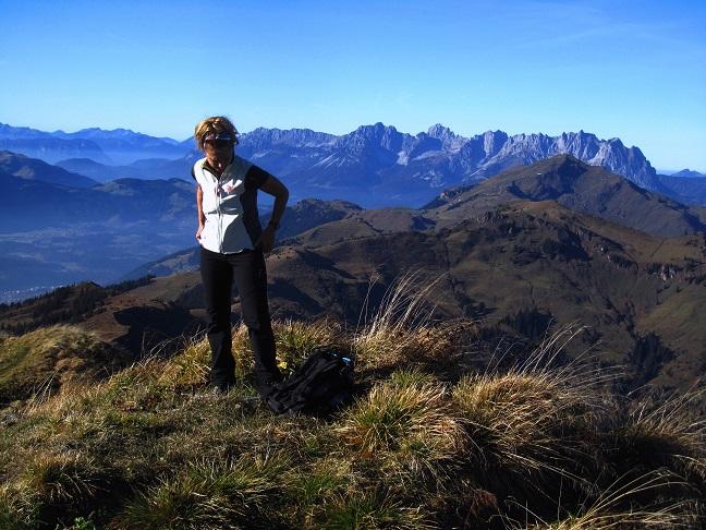 Foto: Andreas Koller / Wandertour / Großer Gebra - eine stille Tour in den Kitzbüheler Alpen (2057m) / 08.12.2017 17:23:56