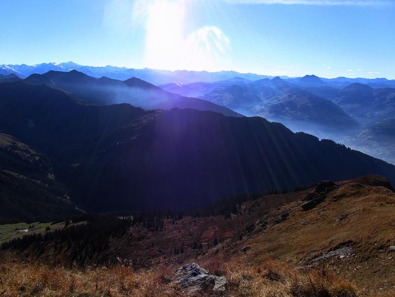 Foto: Andreas Koller / Wandertour / Großer Gebra - eine stille Tour in den Kitzbüheler Alpen (2057m) / 08.12.2017 17:23:19