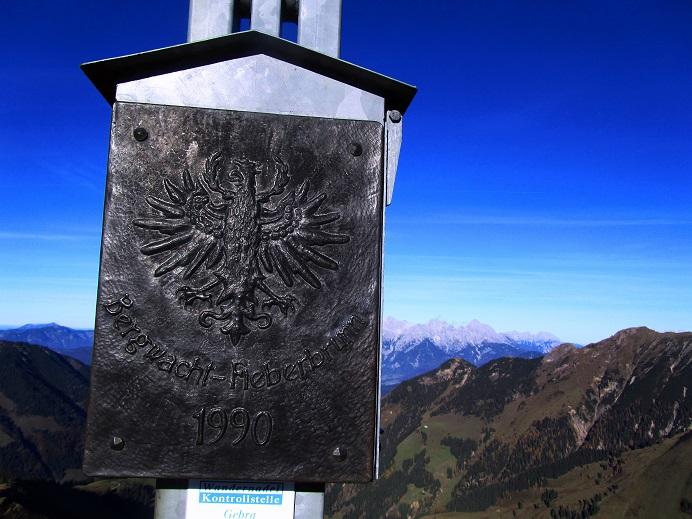 Foto: Andreas Koller / Wandertour / Großer Gebra - eine stille Tour in den Kitzbüheler Alpen (2057m) / 08.12.2017 17:22:58