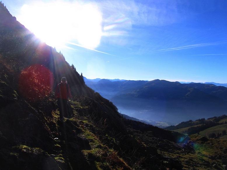 Foto: Andreas Koller / Wandertour / Großer Gebra - eine stille Tour in den Kitzbüheler Alpen (2057m) / 08.12.2017 17:22:21