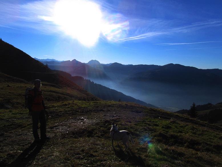 Foto: Andreas Koller / Wandertour / Großer Gebra - eine stille Tour in den Kitzbüheler Alpen (2057m) / 08.12.2017 17:22:14