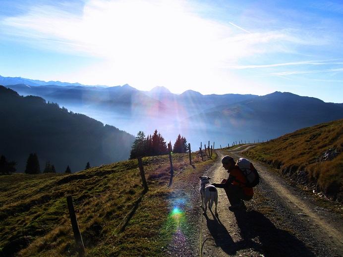 Foto: Andreas Koller / Wandertour / Großer Gebra - eine stille Tour in den Kitzbüheler Alpen (2057m) / 08.12.2017 17:22:07