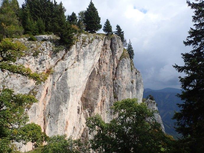 Foto: Manfred Karl / Klettertour / Rote Wand Südostwand Gerdasteig / 13.08.2018 19:55:10