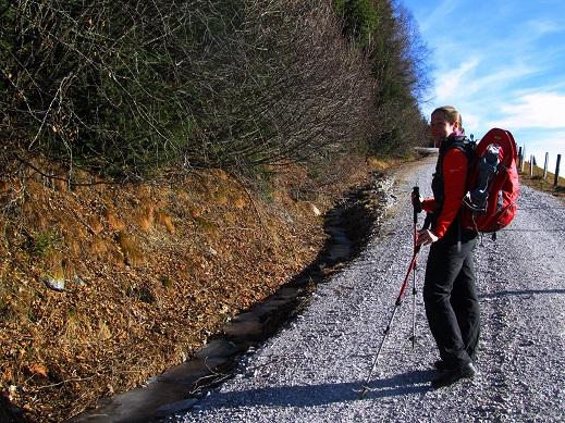 Foto: Andreas Koller / Wandertour / Aussichtsgipfel Gernkogel (2267m) / 21.01.2018 23:36:14