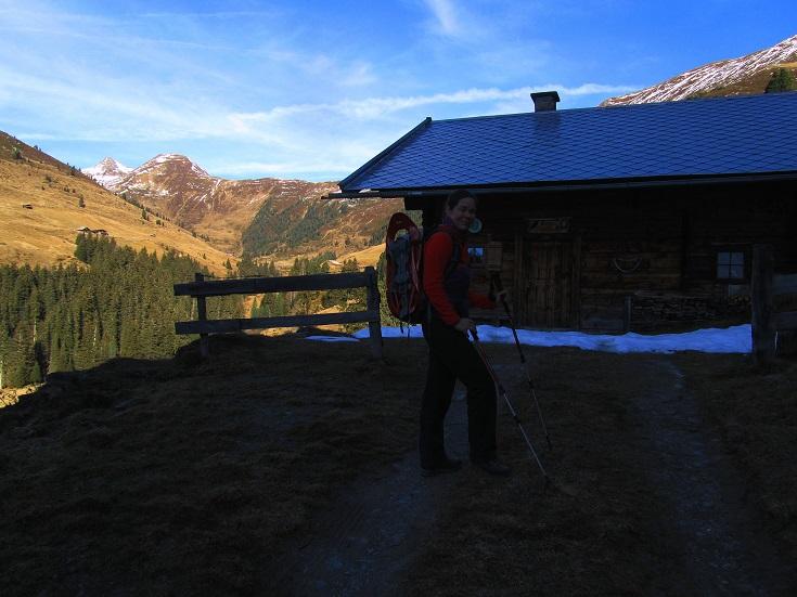 Foto: Andreas Koller / Wandertour / Aussichtsgipfel Gernkogel (2267m) / Berger Alm / 21.01.2018 23:35:03