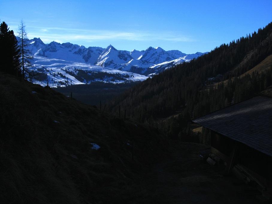 Foto: Andreas Koller / Wandertour / Aussichtsgipfel Gernkogel (2267m) / 21.01.2018 23:34:49