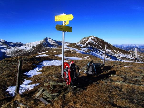Foto: Andreas Koller / Wandertour / Aussichtsgipfel Gernkogel (2267m) / 21.01.2018 23:32:23