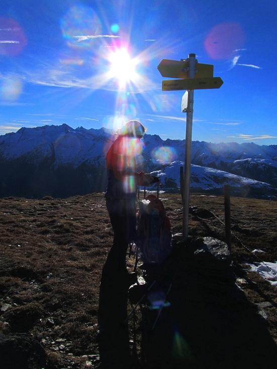 Foto: Andreas Koller / Wandertour / Aussichtsgipfel Gernkogel (2267m) / 21.01.2018 23:32:16