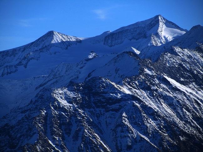 Foto: Andreas Koller / Wandertour / Aussichtsgipfel Gernkogel (2267m) / Großvenediger (3667m) / 21.01.2018 23:31:39