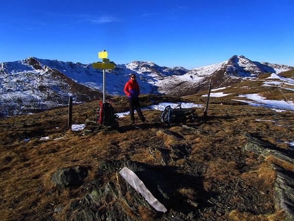 Foto: Andreas Koller / Wandertour / Aussichtsgipfel Gernkogel (2267m) / 21.01.2018 23:30:44