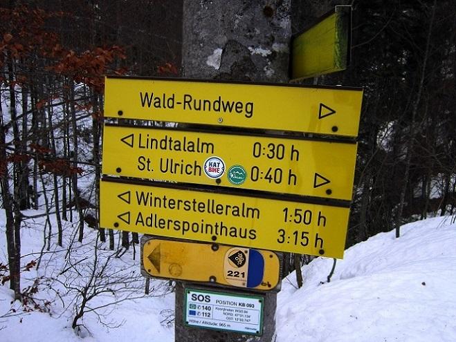 Foto: Andreas Koller / Schneeschuhtour / Wallerberg mit Schneeschuhen (1682m) / 05.03.2018 23:12:08