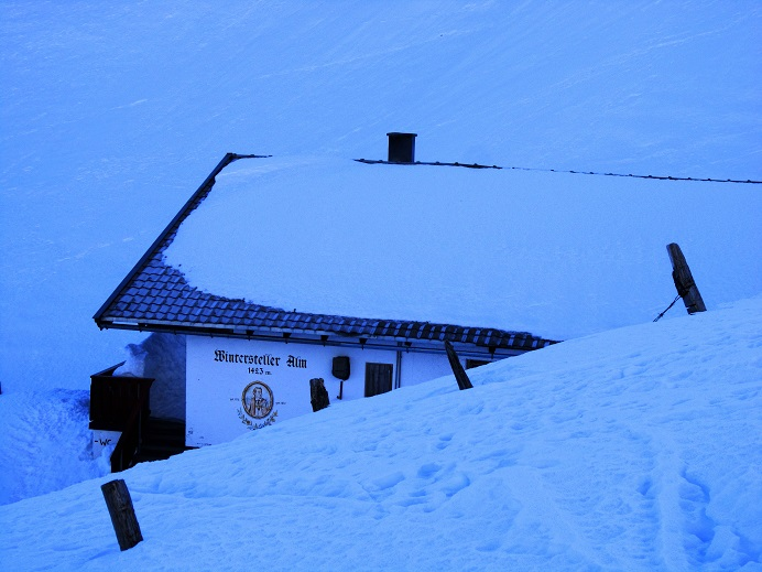 Foto: Andreas Koller / Schneeschuhtour / Wallerberg mit Schneeschuhen (1682m) / Winterstelleralm / 05.03.2018 23:10:28