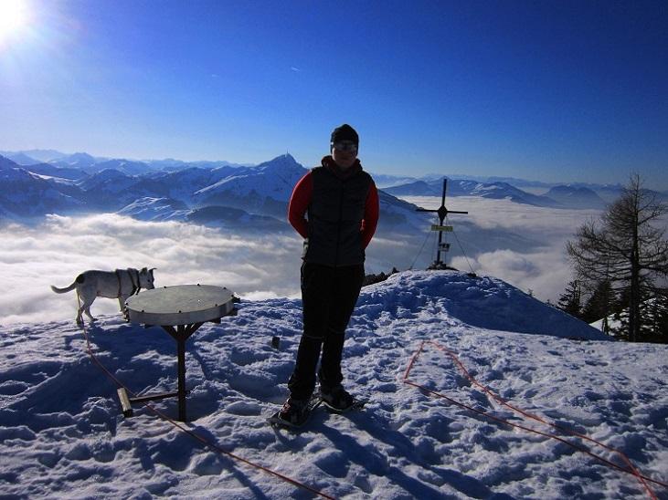 Foto: Andreas Koller / Schneeschuhtour / Wallerberg mit Schneeschuhen (1682m) / 05.03.2018 23:07:07