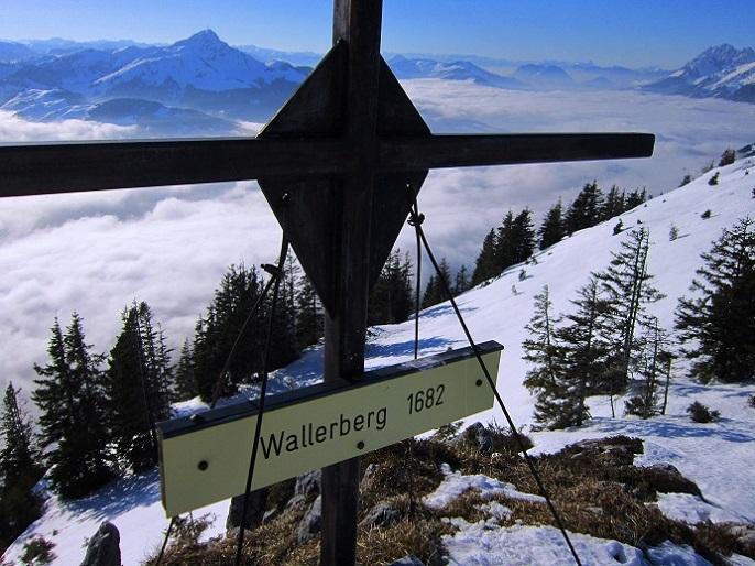 Foto: Andreas Koller / Schneeschuhtour / Wallerberg mit Schneeschuhen (1682m) / 05.03.2018 23:06:27