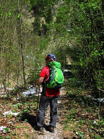 Foto: Andreas Koller / Wander Tour / Option Gspranggupf (1368m) / 15.04.2018 15:04:37