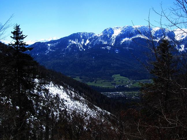 Foto: Andreas Koller / Wander Tour / Option Gspranggupf (1368m) / 15.04.2018 15:03:52