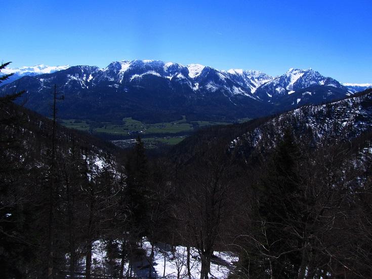 Foto: Andreas Koller / Wander Tour / Option Gspranggupf (1368m) / 15.04.2018 15:03:37