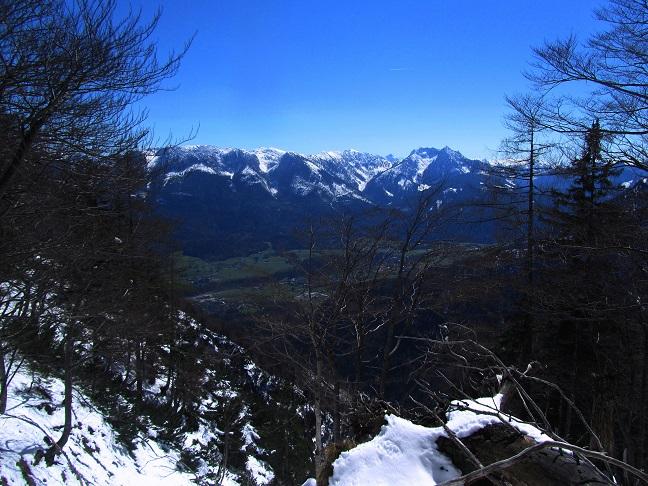 Foto: Andreas Koller / Wander Tour / Option Gspranggupf (1368m) / 15.04.2018 15:02:01