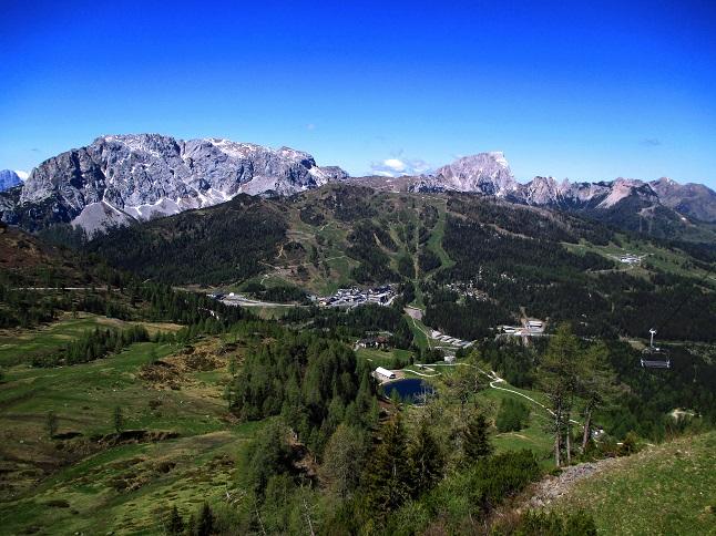 Klettersteig Däumling : Däumling klettersteig nassfeld