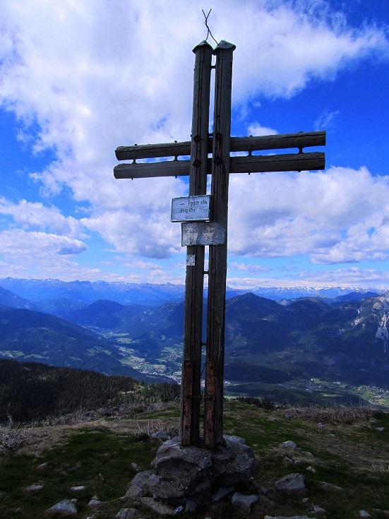 Foto: Andreas Koller / Wander Tour / Poludnig - kurz oder lang? (1999m) / 12.07.2018 01:11:10