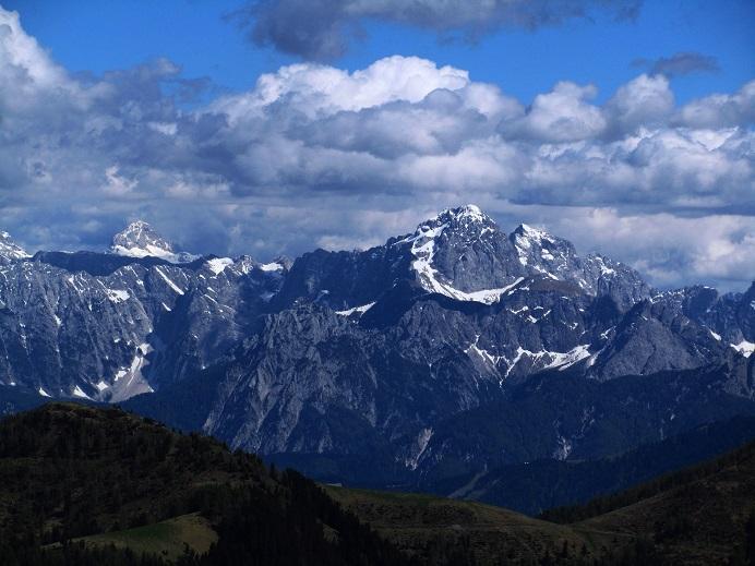 Foto: Andreas Koller / Wander Tour / Poludnig - kurz oder lang? (1999m) / 12.07.2018 01:10:38