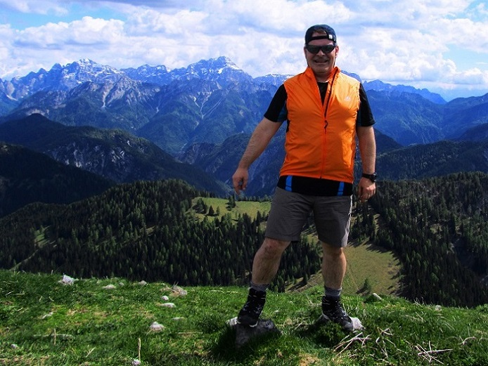 Foto: Andreas Koller / Wander Tour / Poludnig - kurz oder lang? (1999m) / 12.07.2018 01:09:29