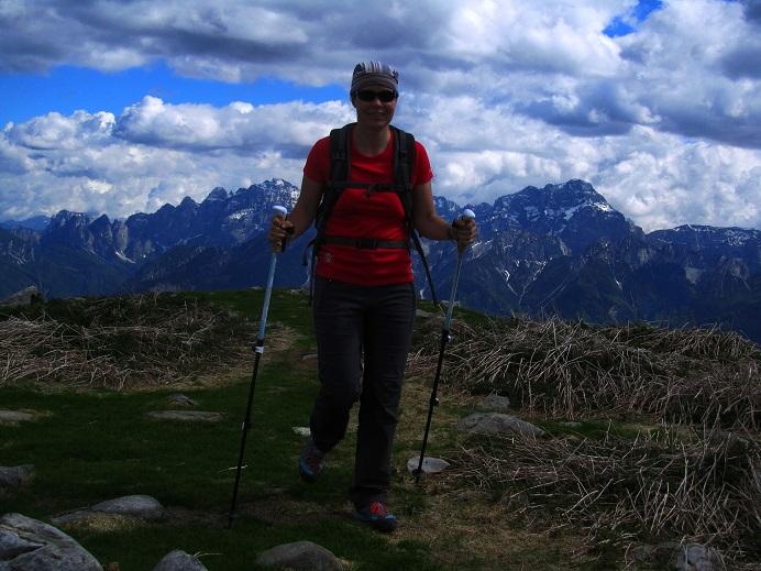 Foto: Andreas Koller / Wander Tour / Poludnig - kurz oder lang? (1999m) / Abstieg vom Poludnig / 12.07.2018 01:08:43