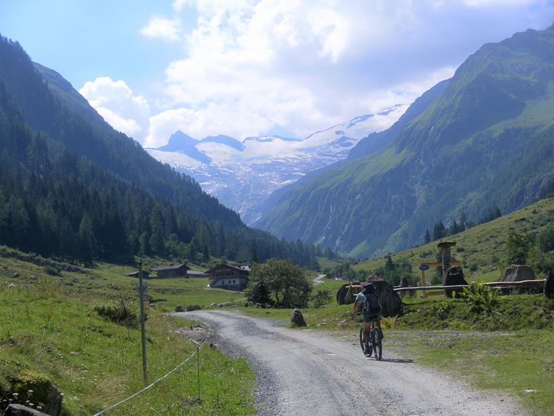 Foto: Wolfgang Lauschensky / Wander Tour / Roßlahnerkopf 2861m von der Thyringer Hütte / Habachtal / 04.08.2018 13:56:21