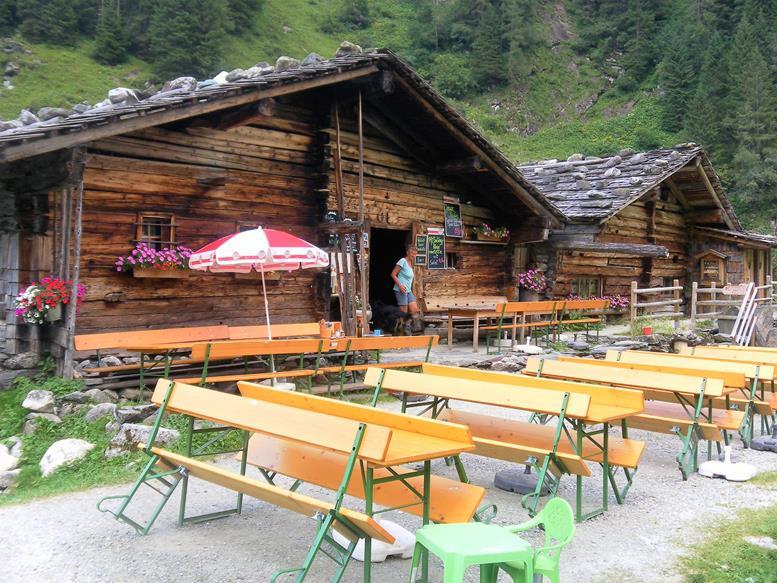 Foto: Wolfgang Lauschensky / Wander Tour / Roßlahnerkopf 2861m von der Thyringer Hütte / Moaralm / 04.08.2018 13:56:05