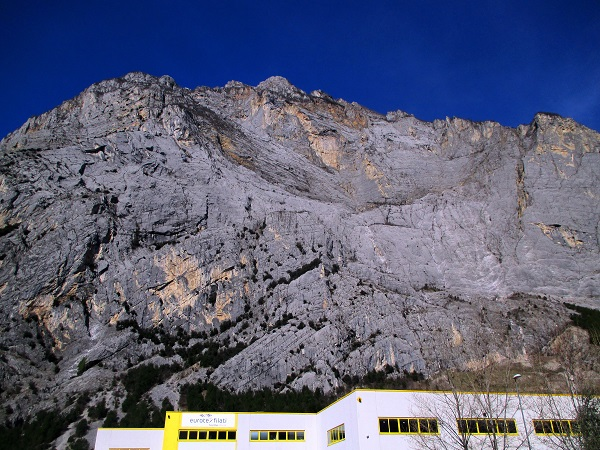 Klettersteig Che Guevara : Via ferrata che guevara bergsteiger magazin