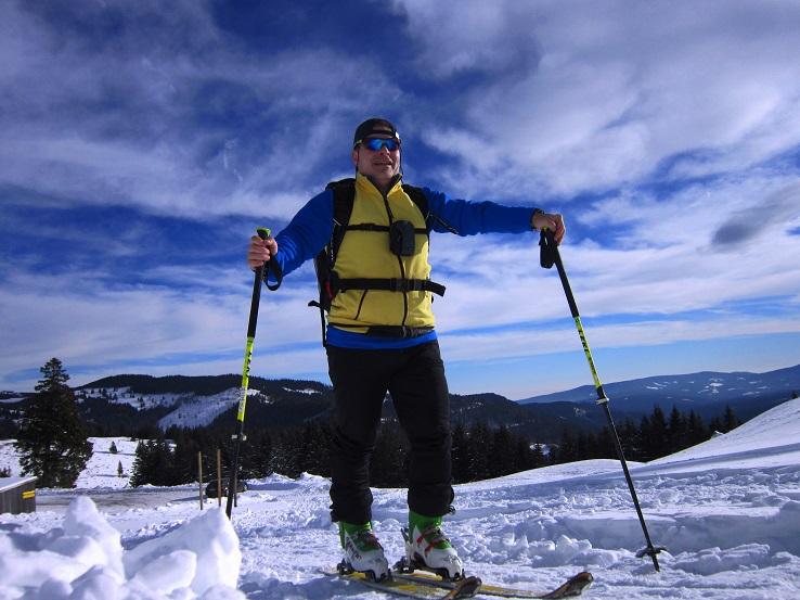 Foto: Andreas Koller / Skitour / Vom Salzstieglhaus auf den Speikkogel (1993m) / 10.12.2018 01:50:53