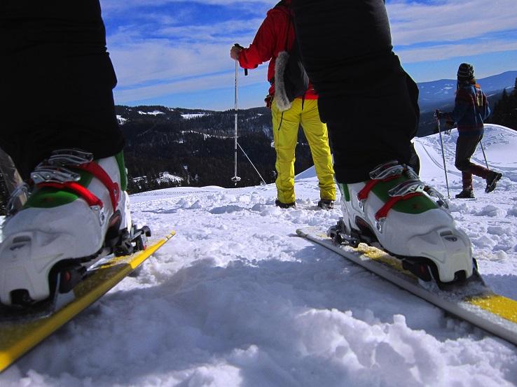Foto: Andreas Koller / Skitour / Vom Salzstieglhaus auf den Speikkogel (1993m) / 10.12.2018 01:50:26