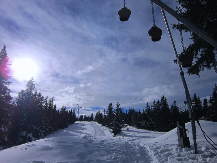 Foto: Andreas Koller / Skitour / Vom Salzstieglhaus auf den Speikkogel (1993m) / 10.12.2018 01:50:13