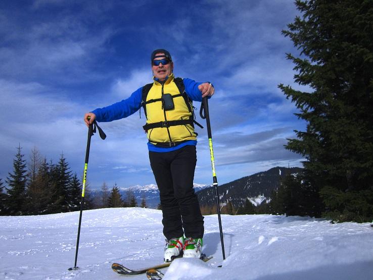 Foto: Andreas Koller / Skitour / Vom Salzstieglhaus auf den Speikkogel (1993m) / 10.12.2018 01:50:05