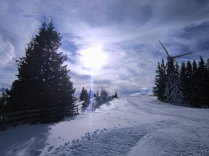 Foto: Andreas Koller / Skitour / Vom Salzstieglhaus auf den Speikkogel (1993m) / 10.12.2018 01:49:51