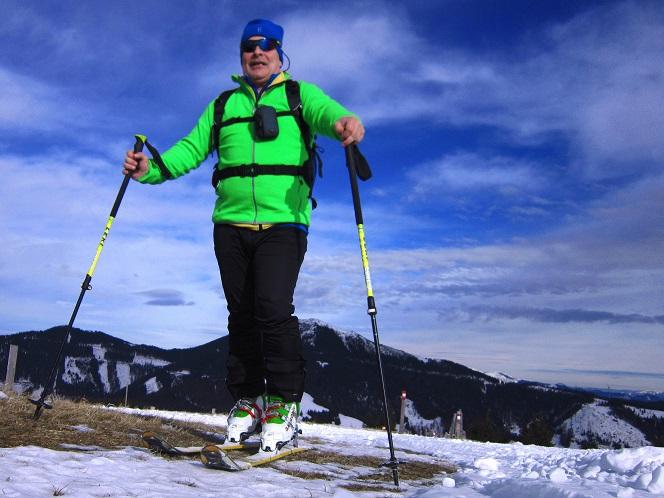 Foto: Andreas Koller / Skitour / Vom Salzstieglhaus auf den Speikkogel (1993m) / 10.12.2018 01:49:17