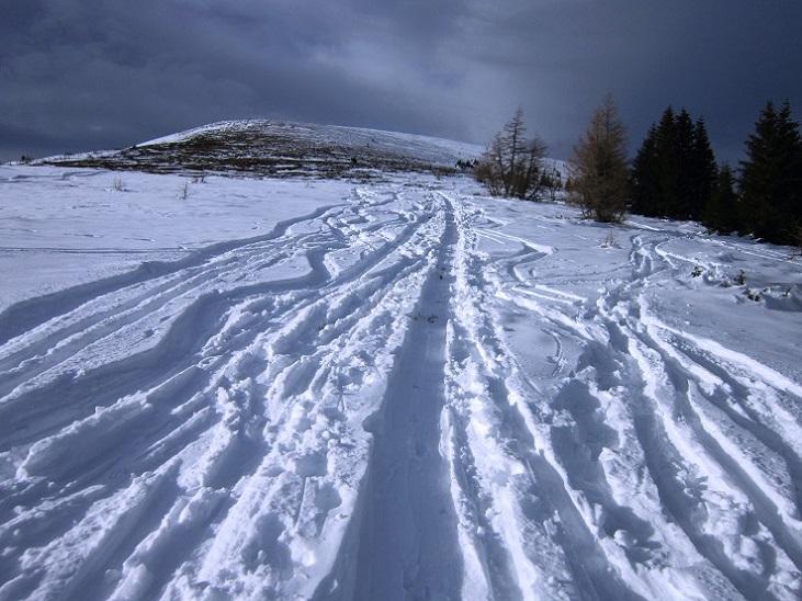 Foto: Andreas Koller / Skitour / Vom Salzstieglhaus auf den Speikkogel (1993m) / 10.12.2018 01:48:38