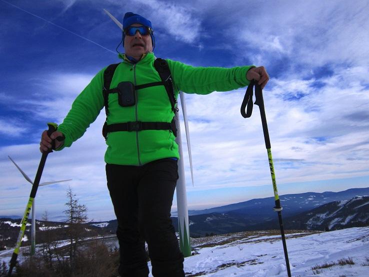 Foto: Andreas Koller / Skitour / Vom Salzstieglhaus auf den Speikkogel (1993m) / 10.12.2018 01:48:29