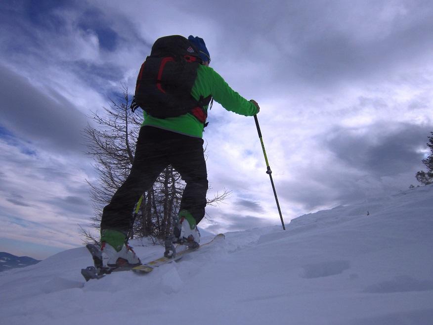 Foto: Andreas Koller / Skitour / Vom Salzstieglhaus auf den Speikkogel (1993m) / 10.12.2018 01:48:13