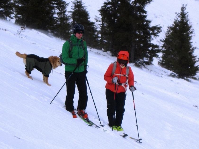 Foto: Andreas Koller / Skitour / Vom Salzstieglhaus auf den Speikkogel (1993m) / 10.12.2018 01:47:57