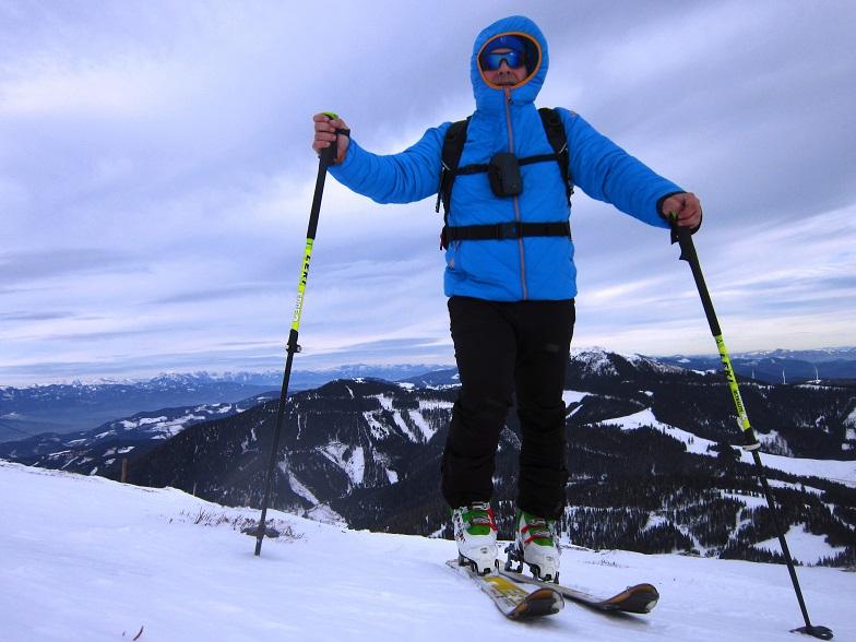 Foto: Andreas Koller / Skitour / Vom Salzstieglhaus auf den Speikkogel (1993m) / 10.12.2018 01:47:42