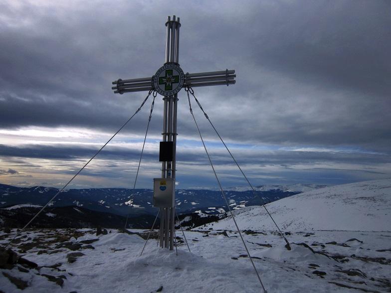 Foto: Andreas Koller / Skitour / Vom Salzstieglhaus auf den Speikkogel (1993m) / 10.12.2018 01:47:07
