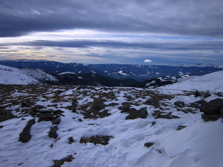 Foto: Andreas Koller / Skitour / Vom Salzstieglhaus auf den Speikkogel (1993m) / 10.12.2018 01:46:22