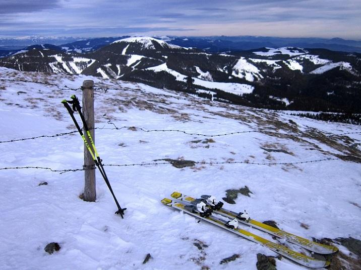 Foto: Andreas Koller / Skitour / Vom Salzstieglhaus auf den Speikkogel (1993m) / Abfahrt vom Speikkogel / 10.12.2018 01:46:04