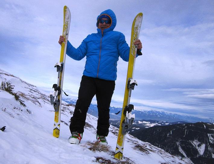 Foto: Andreas Koller / Skitour / Vom Salzstieglhaus auf den Speikkogel (1993m) / 10.12.2018 01:45:48
