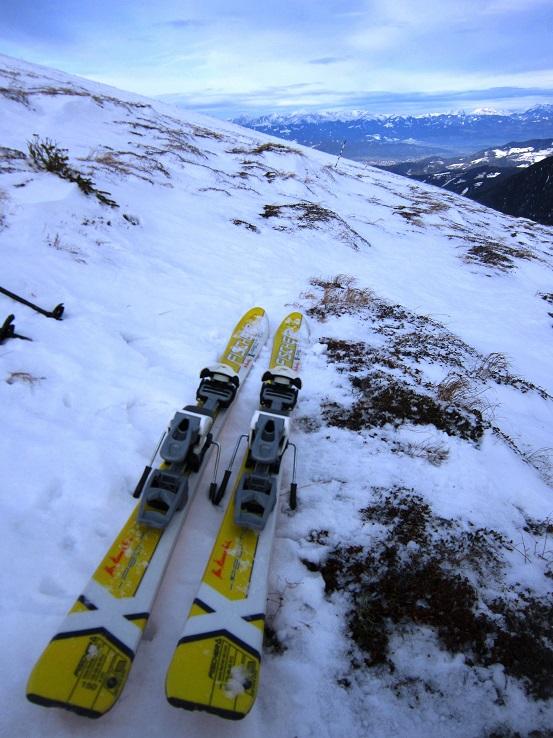 Foto: Andreas Koller / Skitour / Vom Salzstieglhaus auf den Speikkogel (1993m) / 10.12.2018 01:45:39